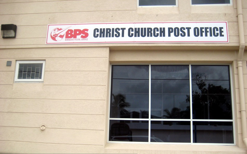 Post Office Christ Church, Barbados