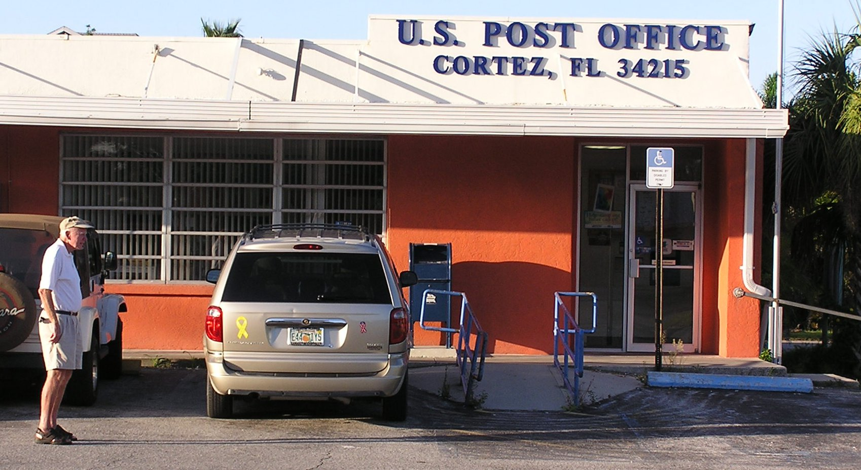 Florida Post Offices By City
