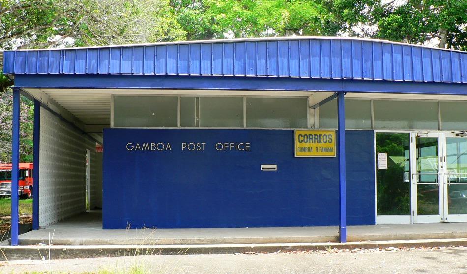 Panama gamboa post office photo - Office photo ...